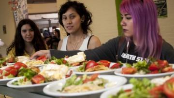 A partir del lunes 12 servirán almuerzos para celíacos
