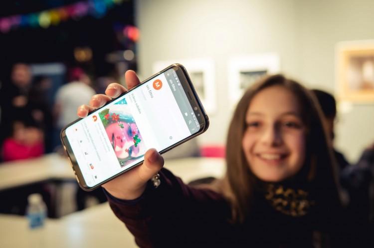 Niños y niñas de San Martín aprenden sobre el mundo Youtube en pandemia