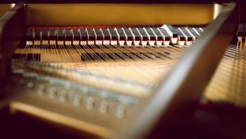 Mujeres pianistas en concierto