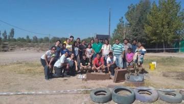 La UNCUYO estudia la necesidad habitacional del barrio René Favaloro