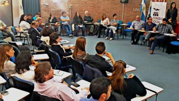 Consejo Social concretó su primera reunión plenaria