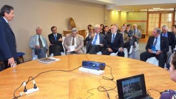 La UNCuyo y el Cuerpo Consular de Mendoza  acuerdan consolidar sus relaciones de cooperación