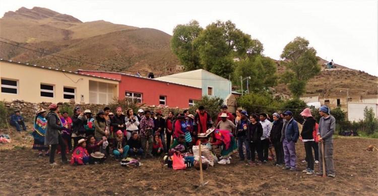 Alientan el voluntariado universitario en pueblos originarios