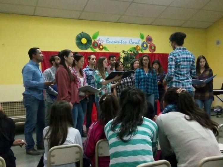 El Coro del Balseiro busca nuevas voces en Bariloche