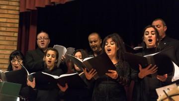 Tributo del Coro de Cámara a Mariano Mores