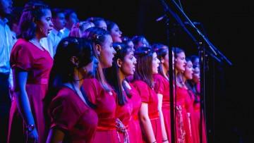 El Coro de Jóvenes cierra el año con un concierto