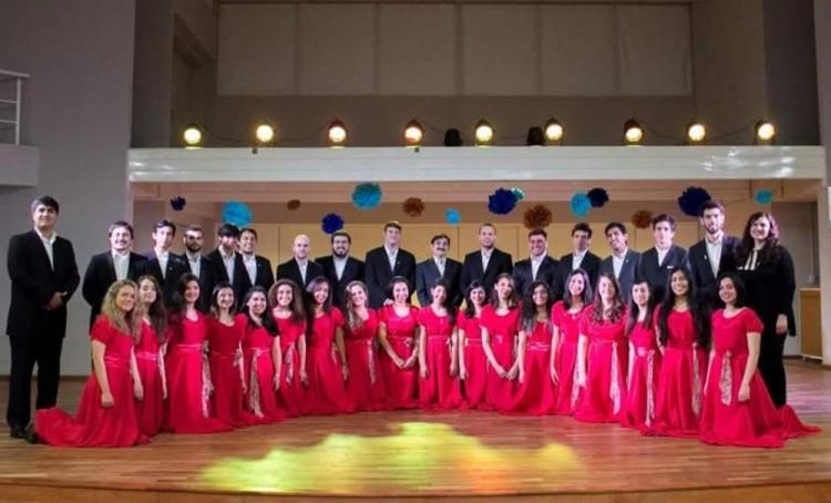 Coros de niños y jóvenes de Mendoza cantarán en la Nave Universitaria