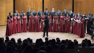 Concierto del Coro de Jóvenes con repertorio popular y universal