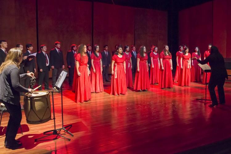 Concierto del Coro de Niños y Jóvenes con repertorio argentino y universal