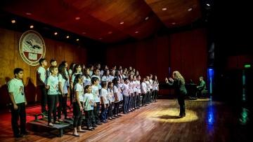 El Coro de Niños y Jóvenes festeja sus 45 años