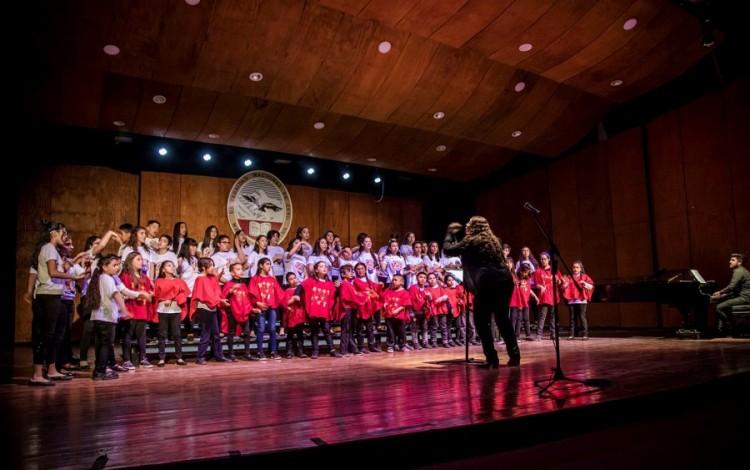 El Coro de Niños y Jóvenes se suma a encuentros virtuales a nivel nacional