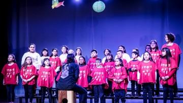 Concierto del Coro de Niños y Jóvenes con repertorio argentino y latinoamericano