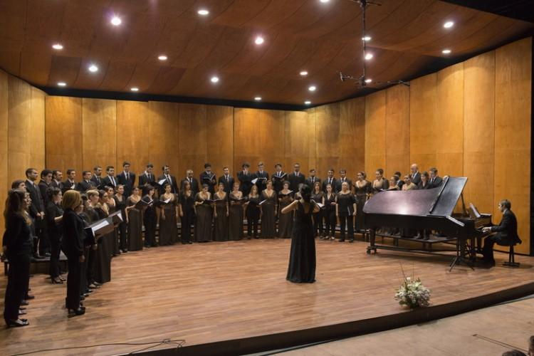 El Coro Universitario abrirá el festival de «Música Clásica por los Caminos del Vino»