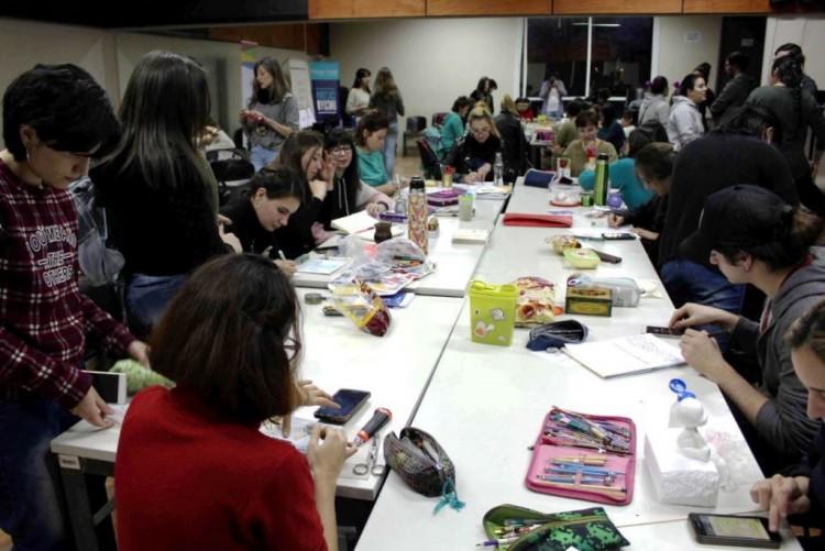 Club itinerante conjugó arte, cultura y creatividad