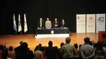 ICB participó de encuentro nacional de decanos de Ciencias Exactas y Naturales