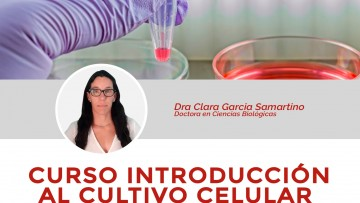 Ofrecen un curso gratuito de Introducción al cultivo celular