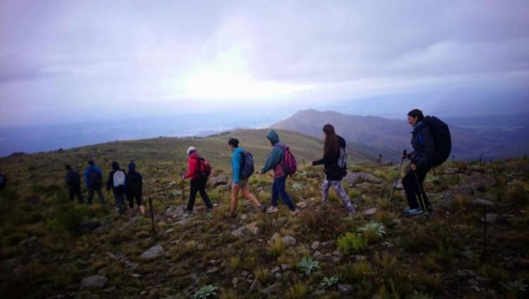 El Club UNCUYO ofrece curso básico de montañismo