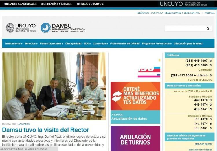 DAMSU renueva servicios y mejora atención para sus afiliados