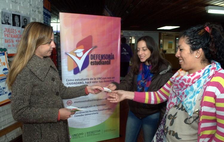 Compartirán experiencias sobre la defensa de derechos estudiantiles