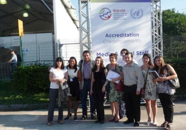 La UNCuyo participa activamente en los Diálogos de Rio+20