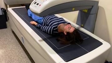 Ya se realizan densitometrías en el Hospital Universitario
