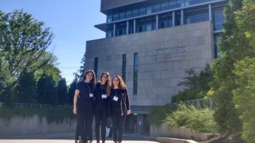 Estudiantes de Derecho compiten en Estados Unidos