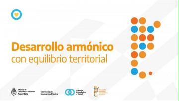"""Brindarán asesoramiento sobre la convocatoria """"Desarrollo armónico con equilibrio territorial"""""""