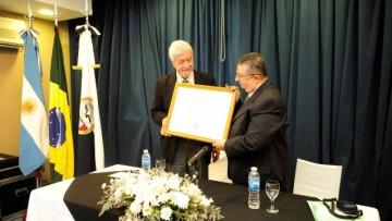 La integración de la Argentina y Brasil, en el centro de la despedida al cónsul Ribeiro Reis
