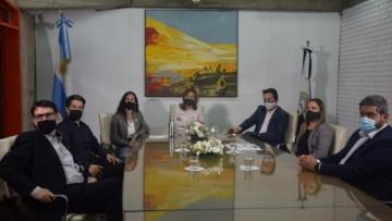 Presentaron el Diplomado en Gestión del Cambio Climático, una propuesta conjunta de la FCPyS y el municipio de Godoy Cruz