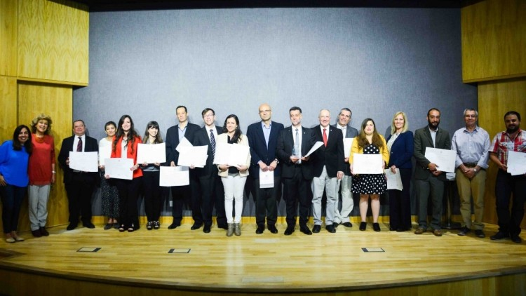 Legislatura Abierta distinguió a científicos del CONICET