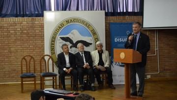 Comenzó el Congreso DiSUR que reúne a referentes del Diseño