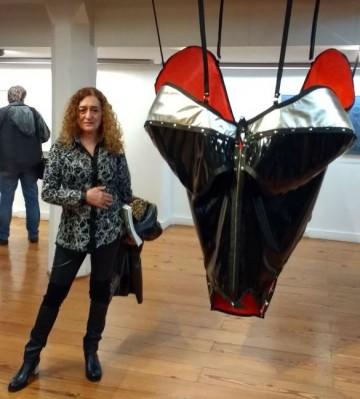 La escultora mendocina Susana Dragotta obtuvo premio Nacional