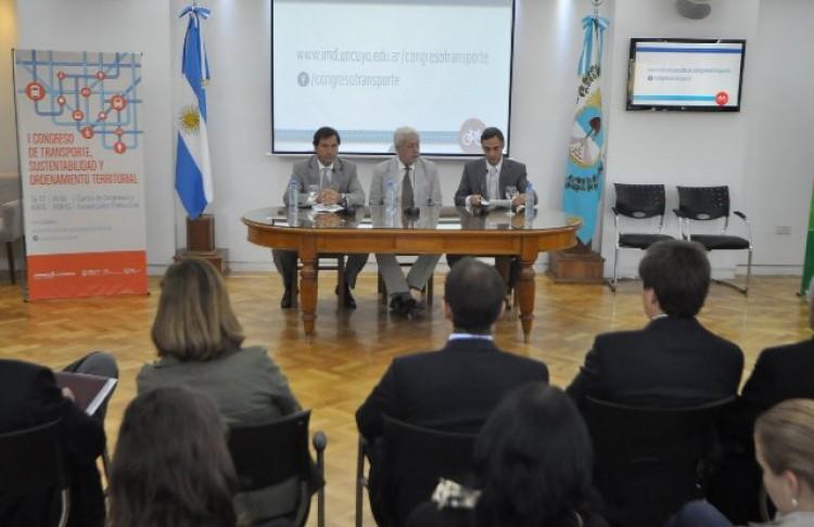 Realizarán I Congreso de Transporte, Sustentabilidad y Ordenamiento Territorial en Mendoza