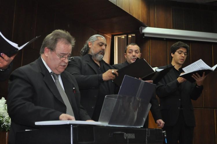 Homenaje coral a Carlos Gardel