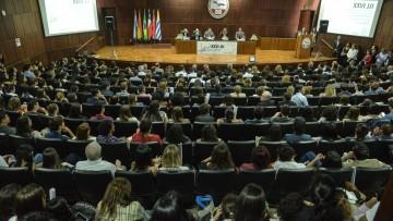 Comenzó encuentro con más de 650 jóvenes investigadores de Latinoamérica