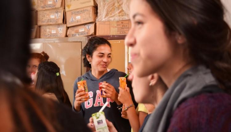 Alumnos de las escuelas universitarias desarrollan proyectos sociales