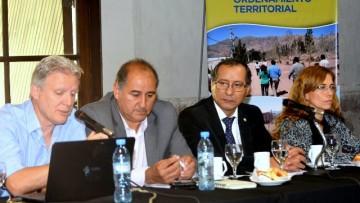 Consejo provincial ultima detalles del Plan de Ordenamiento