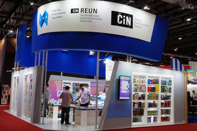 Ediunc llega con sus títulos a la Feria del Libro de Buenos Aires