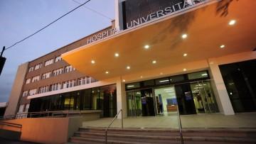 Nuevo sector de Rehabilitación en el Hospital Universitario