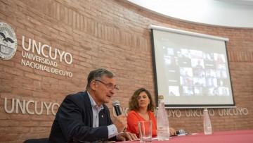 Plan Estratégico 2030: la UNCUYO empieza a escribir su hoja de ruta para la próxima década