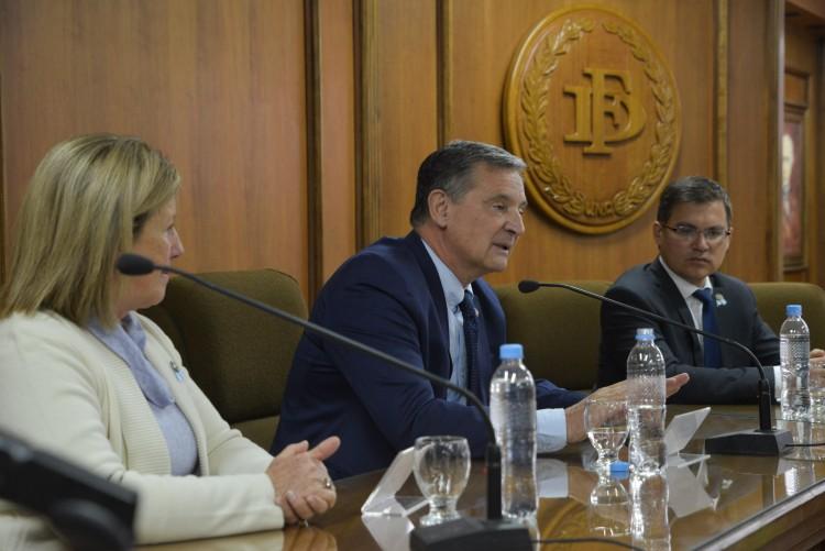 La UNCUYO reúne a auditores de universidades públicas del País