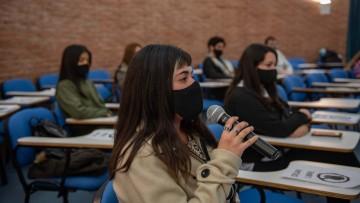 """""""Mi primer empleo"""" convocó a más de 100 jóvenes voluntarios"""