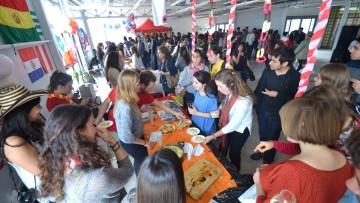 Intercambio cultural y gastronómico en el Comedor
