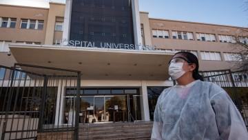 Autoridades de la UNCUYO ponderaron el exitoso primer ciclo de la Sala de Internación del Hospital Universitario