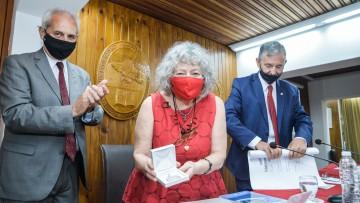 Rita Segato ya es Doctora Honoris Causa de la UNCUYO