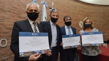 """Pizzi encabezó el reconocimiento de la UNCUYO a sus participantes en """"Historias de Vendimia"""""""