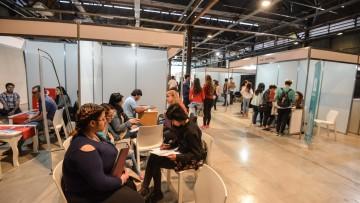 Expo de la UNCuyo ayudó a jóvenes en la búsqueda de trabajo