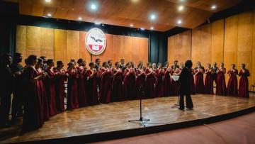 El Coro Universitario de Mendoza celebra la reunificación de Alemania con dos estrenos audiovisuales