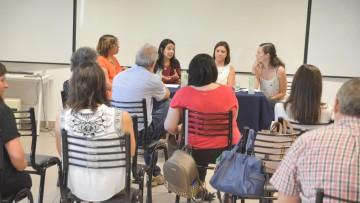 Reflexionaron sobre los derechos humanos como eje transversal en la educación superior