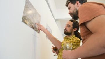 Una muestra recuerda la historia del Campus Universitario